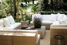 Outdoor Furniture / Furniture for the patio, deck, pool side and more! / by Dering Hall