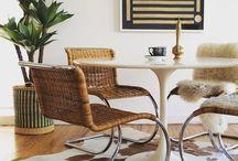 Interiors: dining 4