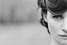 Ella/She / Beautiful self portraits and women photographs