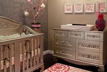 Nursery/Children's/ & Teen Bedroom Ideas... / by Kim Lewis