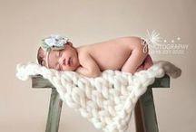 Newborn Photography Inspiration / Newborn Photography Inspiration