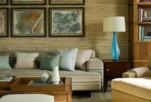 Living Rooms / From mid-century modern to traditional, living rooms designed by the best interior designers and architects / by Dering Hall