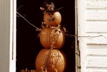 Halloween & Thanksgiving IDEAS & CRAFTS ⒷⓄⓄ / by Kim Lewis