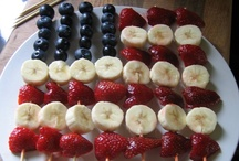4TH OF JULY IDEAS! / by Kim Lewis