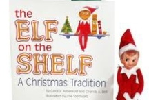 """'The Elf on the Shelf' :D / The Elf on the Shelf Tradition:: Read the book """"The Elf on the Shelf"""" to your child(ren). Each night after the child(ren) are in bed sound asleep, set the elf somewhere in the house doing something silly. In the morning after the child(ren) wakes, let them search for the elf to see what that sneaky guy is up to. Take a picture (everyday) of the child(ren) and the elf (wherever he is that day) for memories. Do this every year from the beginning of Dec. to Christmas (or New Years) ENJOY!!! :)    / by Kim Lewis"""