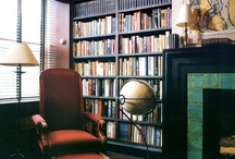 Libraries / A library of images of amazing home libraries / by Dering Hall