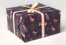 Crafty: gift wrap