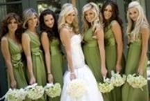 WEDDING COLORS/DECOR/IDEAS