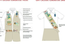 Girl Scout Cadettes / by Girl Scouts of Eastern Iowa and Western Illinois