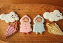 a royal icing cooky / by Nuonpong Talang
