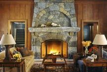 Fireplaces & Mantles / by Dering Hall