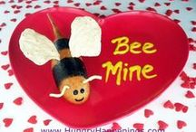 Valentine's Day / #Valentines fun food, crafts and inspiration.