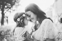 52 Moments Inspiration / 52 Moments with Mum (& Dad) Inspiration Board