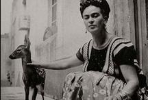 People: Frida Kahlo