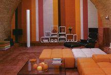 Interiors: vintage