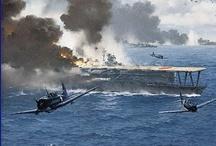 Pacific War WW2  / by Bill Murphy