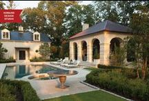 Pools, Patios & Porches / The best way to enjoy the outdoors - relaxing on a beautiful patio or lounging poolside! / by Dering Hall