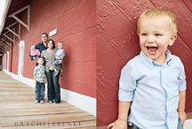 Family photography / Ideas for our family photo sessions!  / by Erika Ashbaugh
