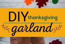 Thanksgiving Crafts / by Crafts to Make