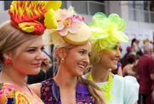 Betts Race Day Ready  / Melbourne Cup fashion - Betts Competition Look 1 & 2