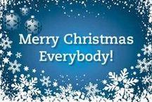 Christmas Songs I Love / #Christmas, Holiday #Music I heart
