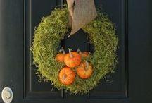 Holidays- Harvest & Thanksgiving / by Kimberly Harvey