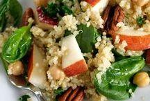 Food: clean eating / Healthy stuff