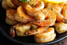 Food: SEAfood / Delicious yummy seafood recipes / by Meredith M