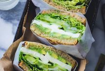 ! ~Recipes-Lunches for Adults~ ! / lunch box ideas, work lunch, lunch box for adults