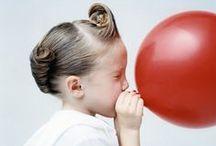 Balloon fun / Fotos con globos / Photos with balloons