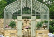 ! ~Inspiration-Conservatories and Greenhouses~ ! / greenhouse, conservatories, conservatory