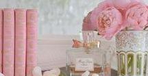 Pink Decor Inspiration / pink home decor, pink decor, pink home inspiration