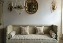 ! ~Swedish and Gustavian Decor~ ! / Swedish decor ideas, Gustavian decor, gustavian swedish decor