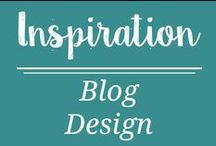 Blog Design Inspiration
