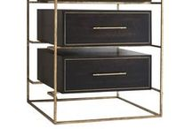Stylish Bedside Storage / Whether you are looking for a place to collect nightly reading material or a hard tabletop to play home to your morning alarm clock, these nightstands are the perfect match. Shop a curated collection of 18 nightstands that deliver stylish bedside storage solutions.