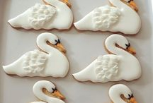 Parties: swan / Swan themed or Swan Lake themed party!