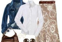 My Stitch Fix Dream / Inspiring clothes I like.