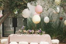 Parties: pretty in pastel