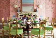 ! ~Chinoiserie Decor Style~ ! / chinoiserie bedroom, chinoiserie living room, chinoiserie room, degournay,