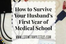Medical School / Tips and resources for the medical student and the doctor's wife.
