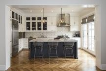 16 Elegant Kitchen Island Designs / Whether traditional or sleek and marble-clad, these kitchen islands add elegance—to say nothing of a dose of additional counter space—to already beautiful rooms. See some of our favorite designs and products to help with your kitchen project.