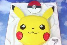 Pokemon Go Party Ideas / Pokemon Go Party Ideas; Decorations, Fun Food, Crafts, Recipes, Cakes.
