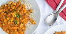 Meatless | Vegetarian / #Meatless, #vegetarian, #vegan recipes.