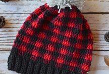 Crochet Patterns / Crochet patterns for hats, scarfs, sweaters, blankets