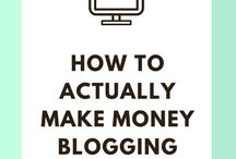 Blogging Tips / Tips for blogs, beginning blogs, monetizing, affiliates, email lists, social media, post optimization