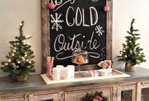 Christmas / Christmas decorating, crafts, diy projects