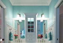 Home: The Powder Room / by Handmade in the Heartland