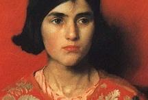 womenportraits i love / by Martin de Bruin