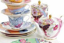 Tea Time / by Karen Linkogle