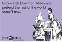 Downton Abbey / by Linda Griffin
